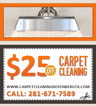Carpet Cleaning Rosenberg Texas Healthy Green Products
